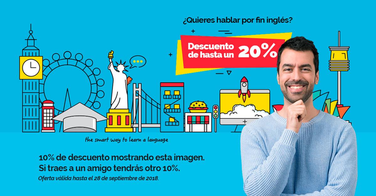 Cursos de inglés en Sevilla y Madrid | Corelingo