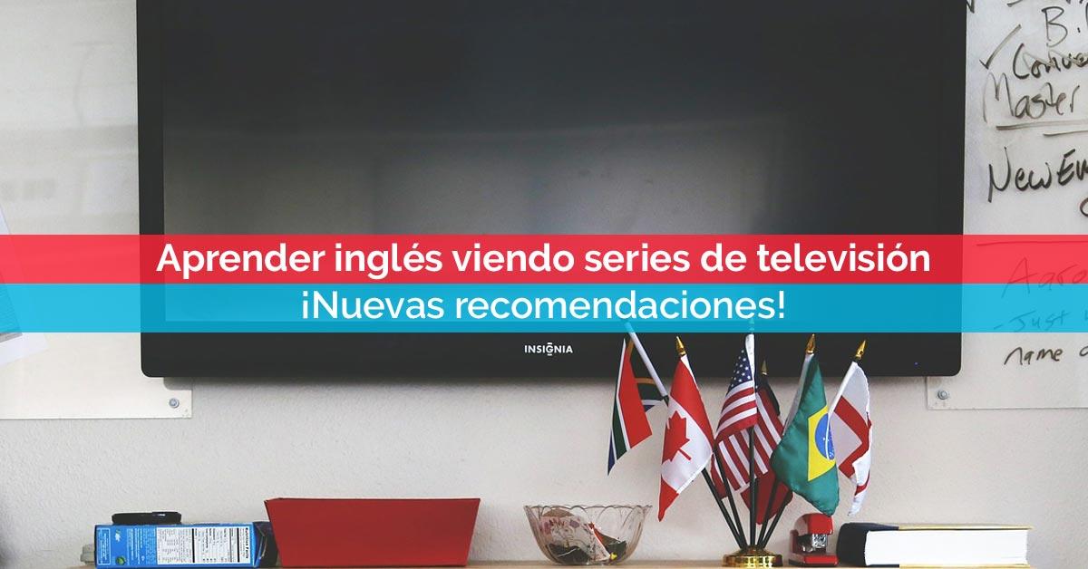 Aprender inglés viendo series de televisión: segunda parte | Corelingo